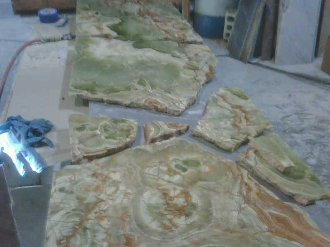 Offering marble and granite kitchen countertop repair